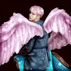 Sweet Pink 'n' Blue. | Seokjin. by MintIvy