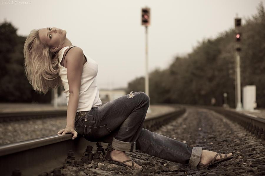 railway by 1tonio