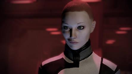 Mass Effect 2: Cute Smile