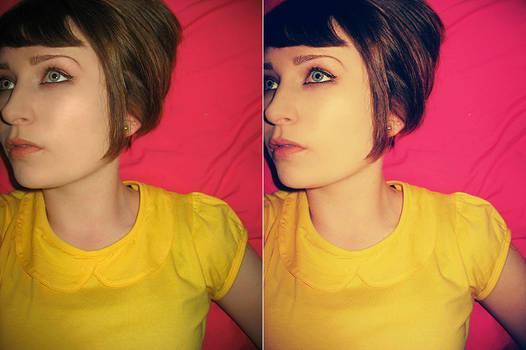 tutorial: blue-pink