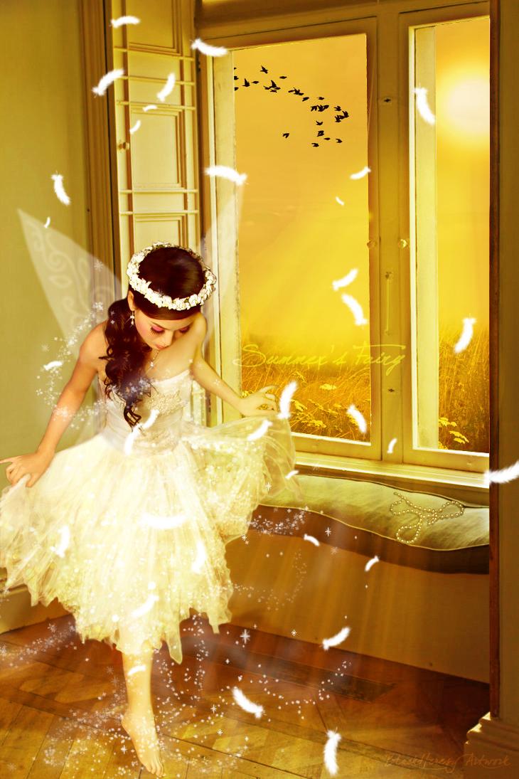 Summer's Fairy by BlackHeresy