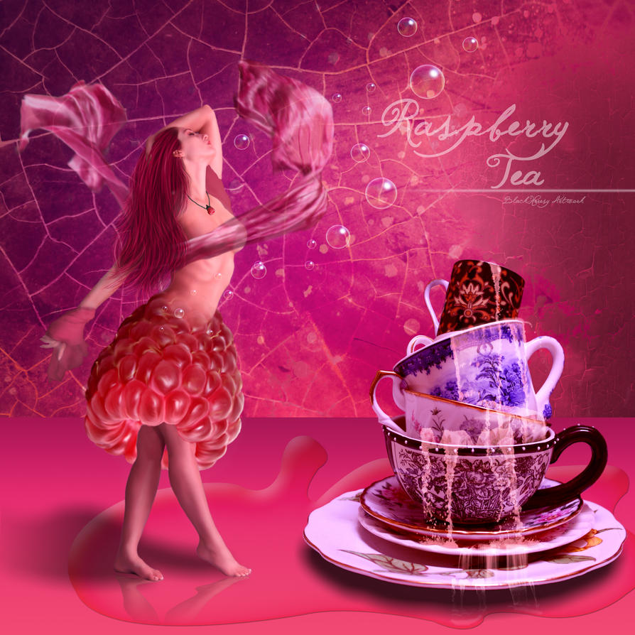 002  Raspberry Tea by BlackHeresy