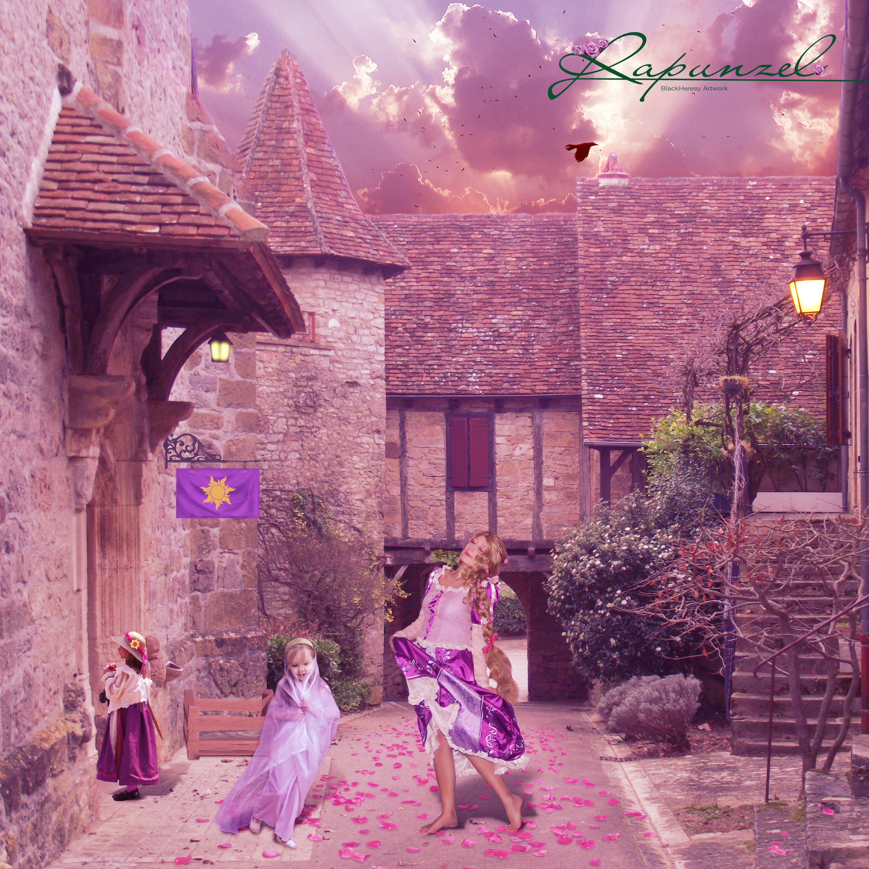 012 Rapunzel - Pt. I by BlackHeresy