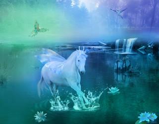 013 Awake in a Dream by BlackHeresy