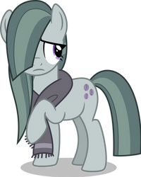 Marble Pie and Scarf