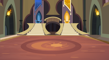 Two Sisters' Throneroom