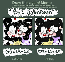 Draw This Again Meme-So Happy Together Avatar