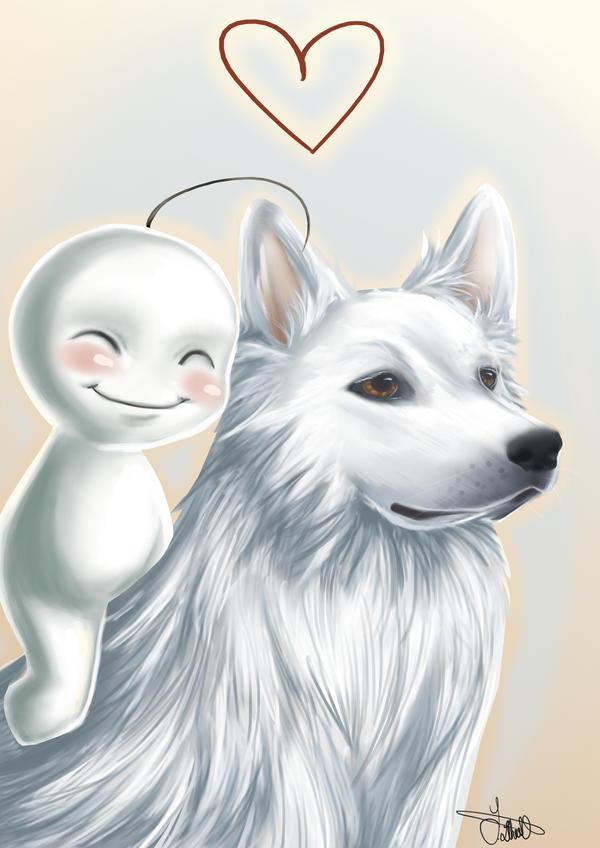 Good Boy! by whitecrestwaves