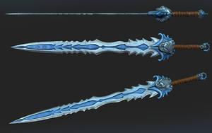 Lionblade by DragonisAris