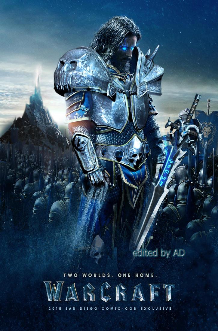 Warcraft fan art edit by DragonisAris
