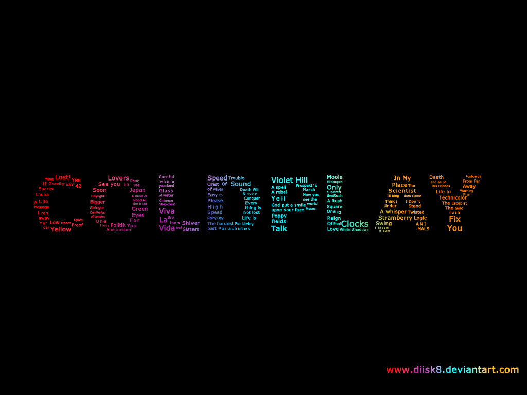 Coldplay color by diisk8 on deviantart coldplay color by diisk8 voltagebd Choice Image