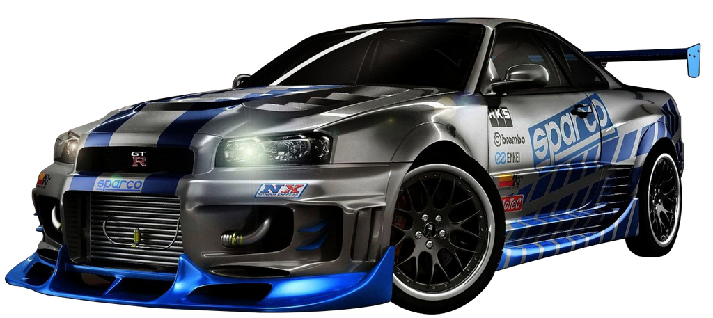 Nissan Skyline Fast And Furious 2 >> FAST AND FURIOUS - Nissan Skyline by skp33 on DeviantArt