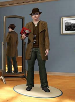 Linkara in Sims 3