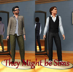They Might Be Giants in Sims 3