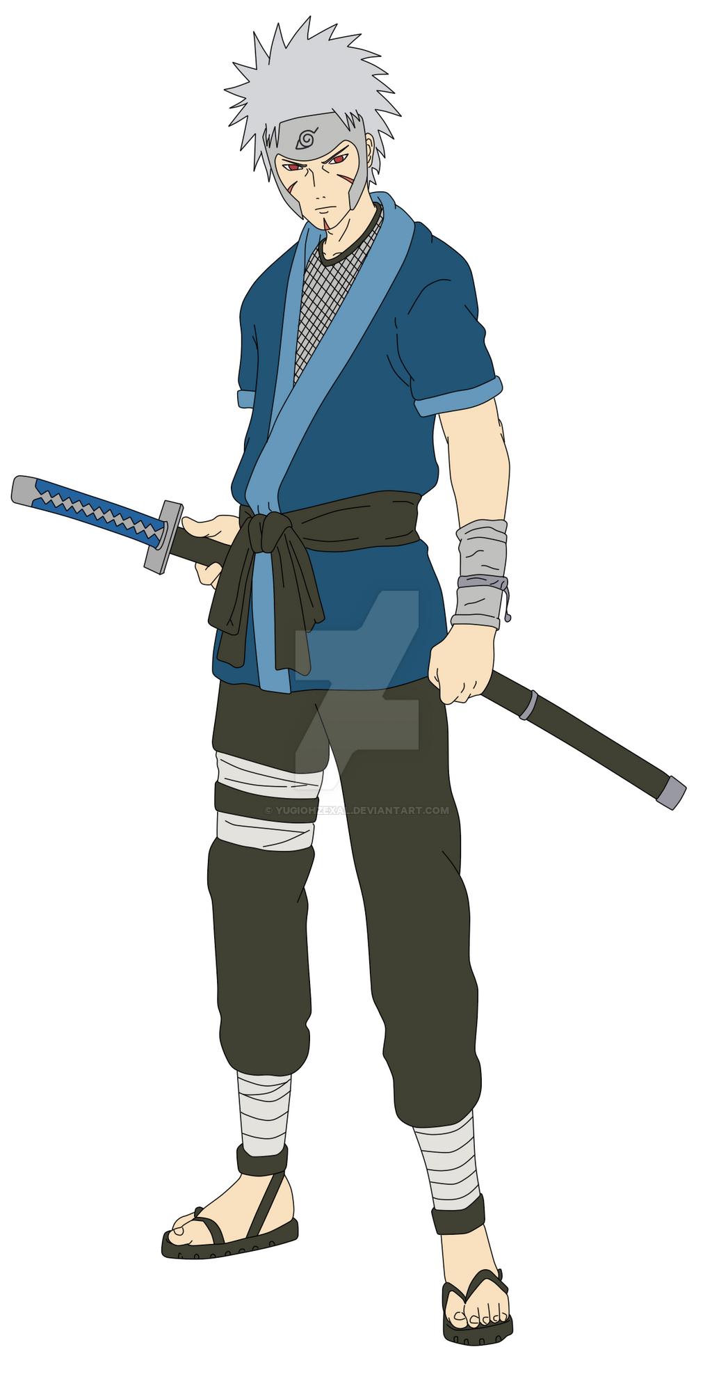 Tobirama Senju by YuGi... Naruto Uzumaki Sage Mode Drawing