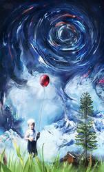 Balloon Boy by AriBennett