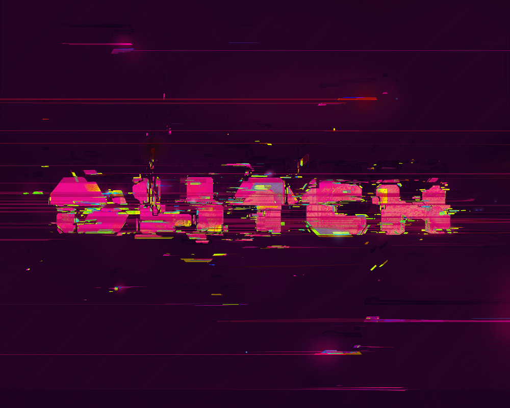 GLITCH by AriBennett