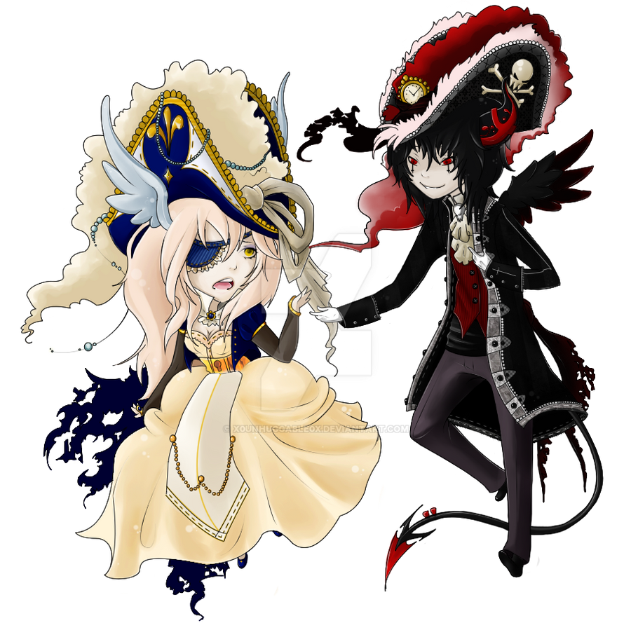 Sir Will and The Lovely Akia by x0unhuggable0x