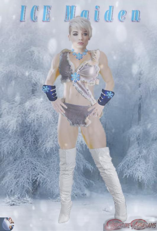 Ice Maiden by MasterDeaDmAn