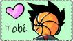 I love Tobi stamp by Kaydolf