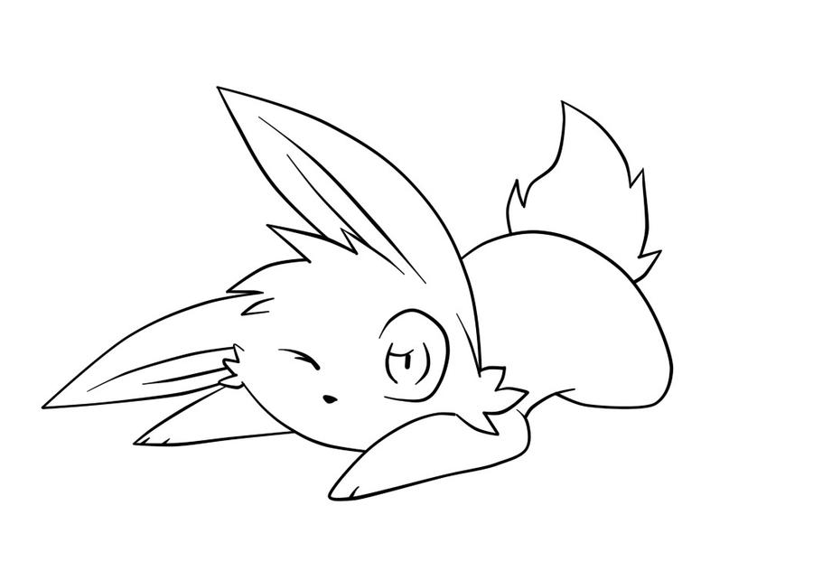 Line Art Bunny : Bunny lineart by kaydolf on deviantart
