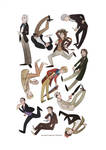 Doctor Who mosaic