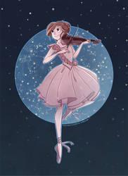 Lindsey Stirling - Shatter Me by TwilightSaphir