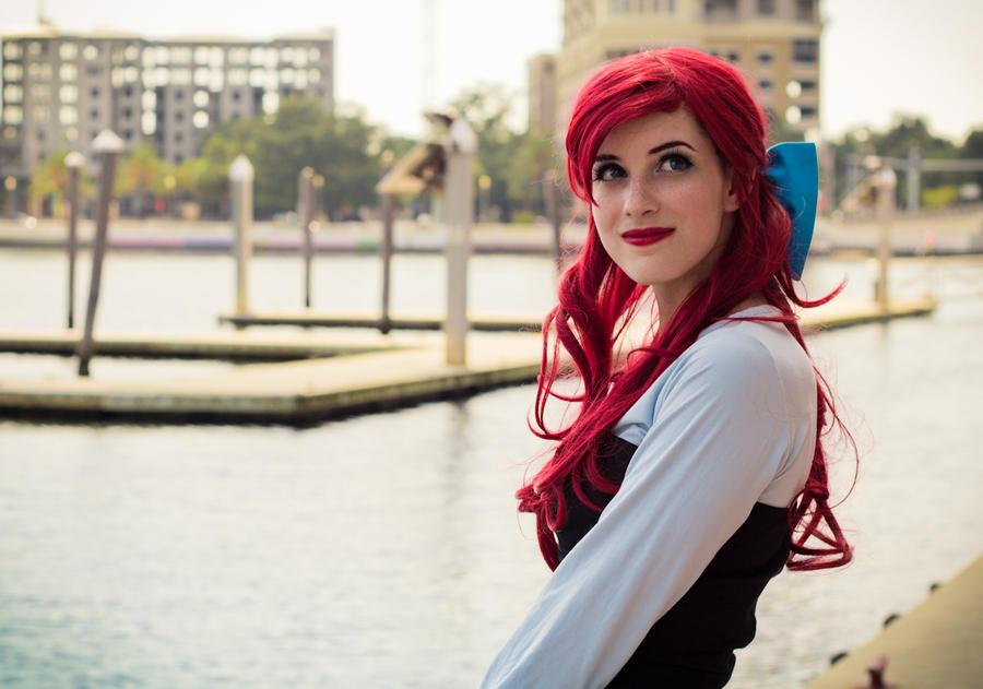 Ariel - Cosplay 1 by TwilightSaphir