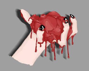 Bleeding Hearts by techno-goodness89