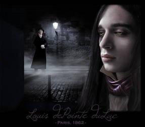Louis de Pointe du Lac by wycked