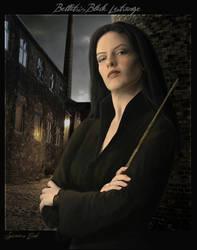 Bellatrix Black Lestrange by wycked