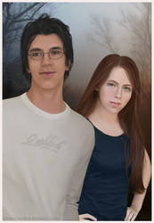 Lily and James