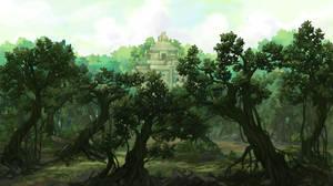 Jungle by RudeRoo