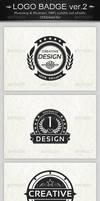 6 Vintage Logo Badges ver.2