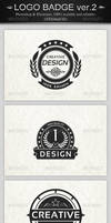 6 Vintage Logo Badges ver.2 by superpencil88