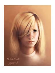 portrait by AvvveNgeR