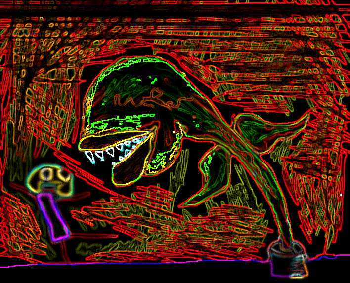 dont drink acid tabs by 13th-horror on DeviantArt