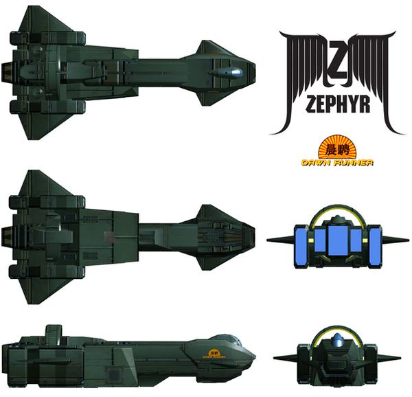 Zephyr Class Midbulk Transport By Tensen01 On Deviantart