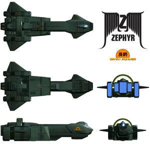Zephyr Class MidBulk Transport