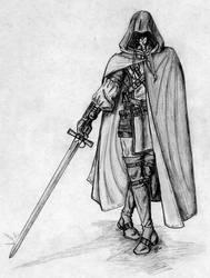 Corfilas Elven Militant Wizard by Tensen01