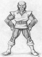 Theodric, Dwarf 1 by Tensen01