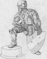 Theodric Armored by Tensen01