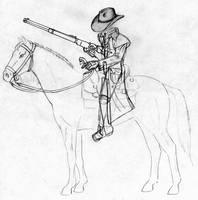 Headless Horseman by Tensen01