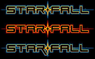 Starfall Logos