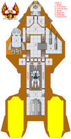 Phoenix Deckplan - LVL 2