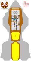 Phoenix Deckplan - LVL 3