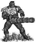 Fallout d20 - Super Mutant