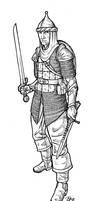 Haroun Al Aziz - Shem Soldier by Tensen01
