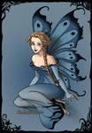 Elsa Dark Fairy