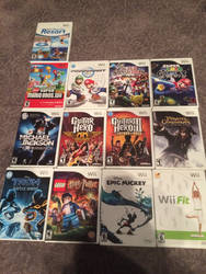 My Wii Game Collection (OLD)